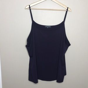 ADDITION ELLE Camisole / Tank Top size 4X Purple